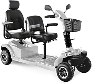Easy Move Two-seater handicap mobility scooter