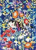 Garden Cat 1,000 Piece Jigsaw Puzzle