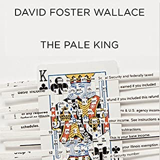 The Pale King cover art