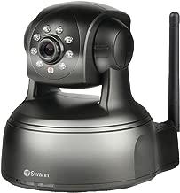 Swann Ads-440 Pan Tilt Ip Camera With High-Speed Video Processor SWADS-440IPC-US