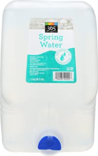 365 Everyday Value, Spring Water, 2.5 gal