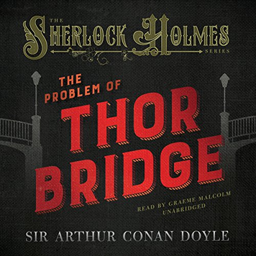 The Problem of Thor Bridge copertina