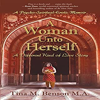 A Woman Unto Herself audiobook cover art