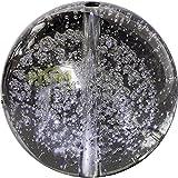 Granimex Glaskugel mit Bohrung 10 cm