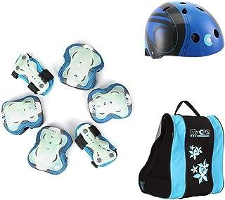スケートレジャーローラースケート調節可能なインラインスケート子供大人ローラースケートローラー (Color : A, Size : S(29-32))