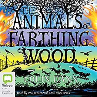 The Animals of Farthing Wood cover art