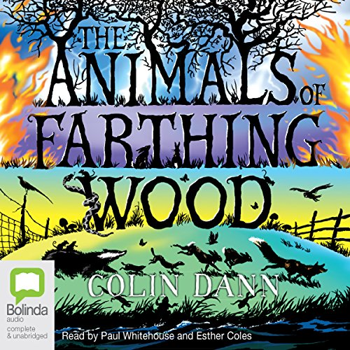 The Animals of Farthing Wood audiobook cover art