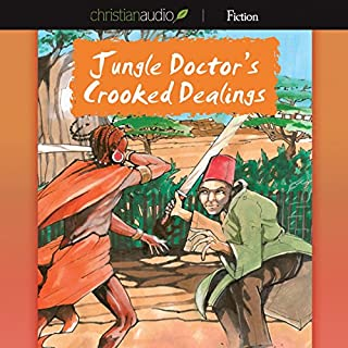 Jungle Doctor's Crooked Dealings cover art