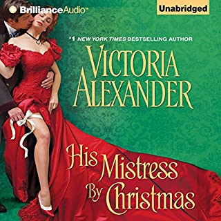 His Mistress by Christmas audiobook cover art