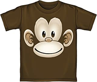 Monkey Face Youth Tee Shirt