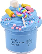 Dorothyworld Newest Contton Candy Slime Butter Slime , Super Soft Toy for Boys and Girls