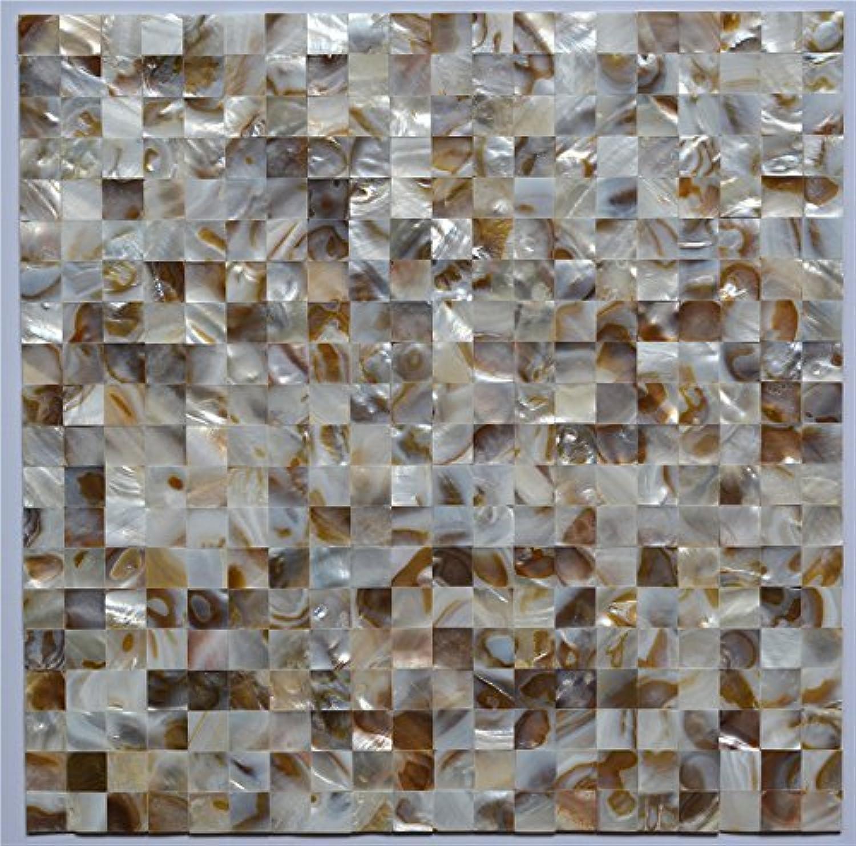 Tight seamed natural color shell tiles, Mother of Pearl Shell Kitchen Backsplash  Bathroom home wall decoration mosaic tiles,LSBK1005