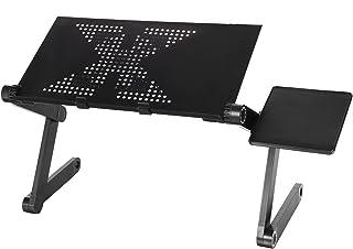 Compatibilit/à Universale Argento Lega di Alluminio Robusta e Stabile Regolabile in Altezza LANGRIA Supporto per Laptop Girevole Radiatore Computer Girevole a 360 /° Impedisce Il Surriscaldamento