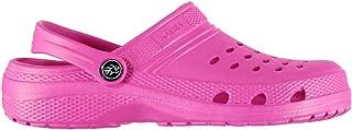 Hot Tuna Kids Junior Cloggs Slip On Ventilation Holes Comfortable Fit Textured