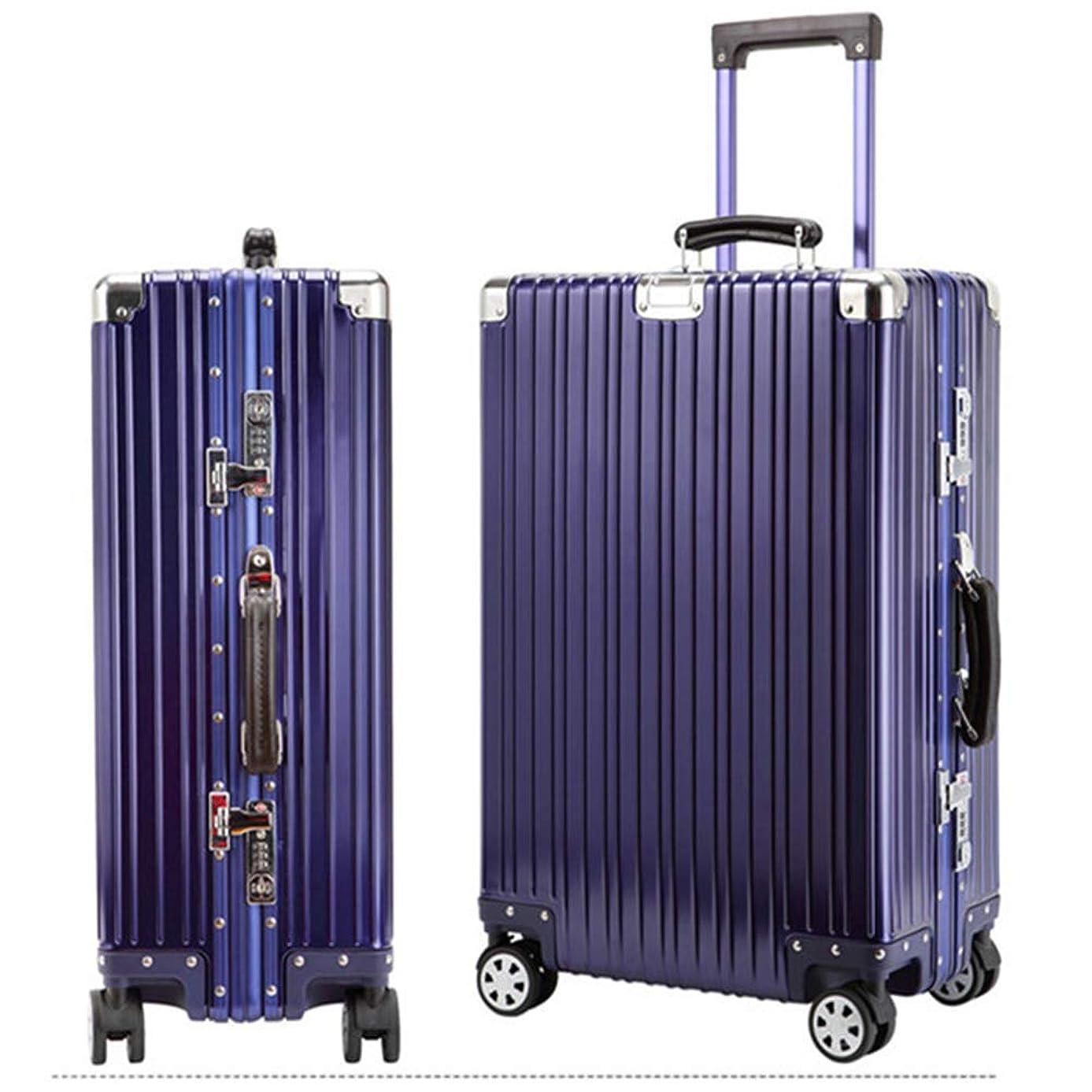 無しバックアップ経験東京2020大会提携 アルミ スーツケース アルミ?マグネシウム合金 軽量 静音 TSAロック搭載 スーツケース アルミ