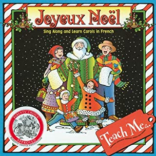 Teach Me Joyeux Noel audiobook cover art