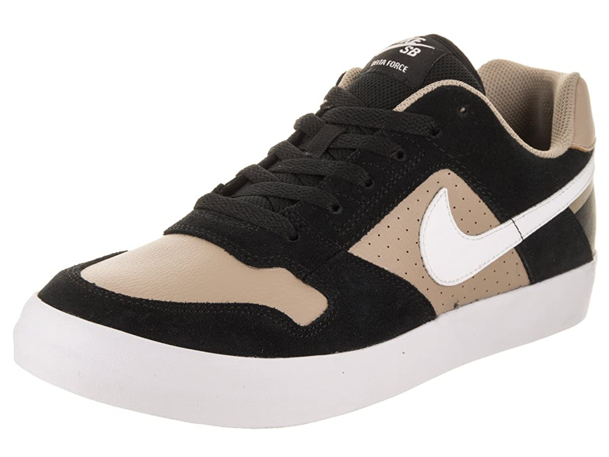 Intento Cabecear Todos los años  Buy Nike Men's Sb Delta Force Vulc Skateboarding Shoes at Amazon.in