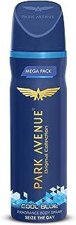 Park Avenue Deo Cool Blue Freshness Mega Pack, Fresh Cistrus, 220 ml
