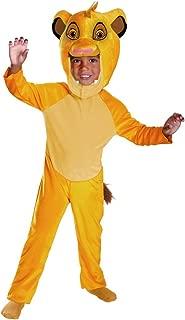 Disney Simba Toddler Classic Costume