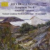 Braga Santos : symphonie nº 4, variations symphoniques