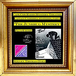 The Junebug Mystery Plus Six More audiobook cover art