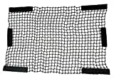 Ferocity Universaler Auto Netz Kofferraumnetz mit Klett 110 x 60