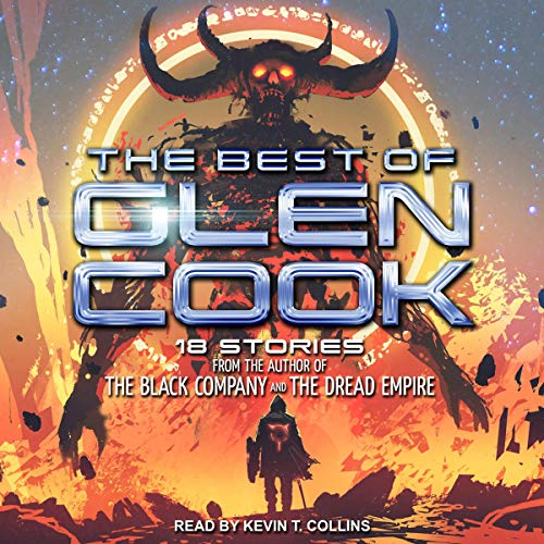 The Best of Glen Cook  By  cover art