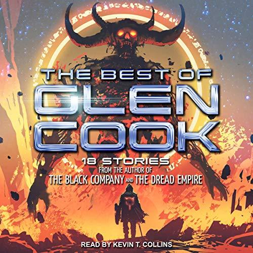 The Best of Glen Cook cover art