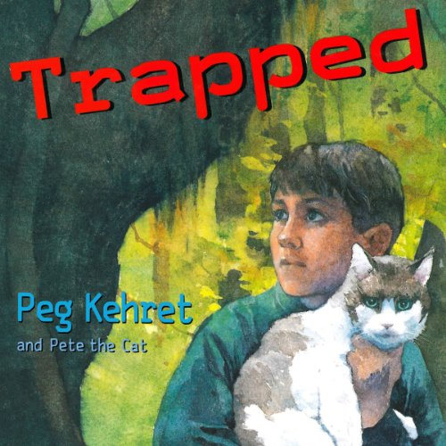 Trapped Audiobook By Peg Kehret cover art