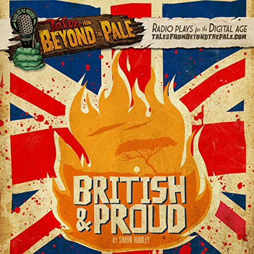 British And Proud audiobook cover art