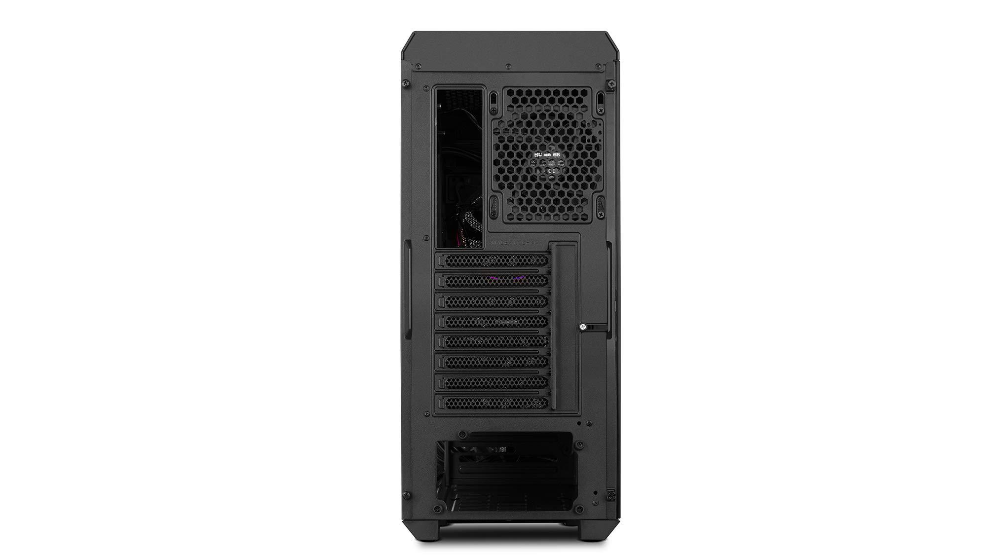 Nox Hummer Quantum - NXHUMMERQUANTUM - Caja PC, ARGB, Cristal ...