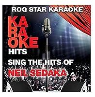Karaoke - Neil Sedaka by Roq Star Karaoke