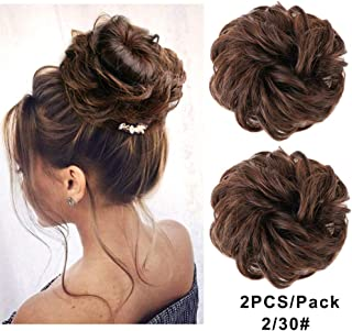 hair pieces scrunchies