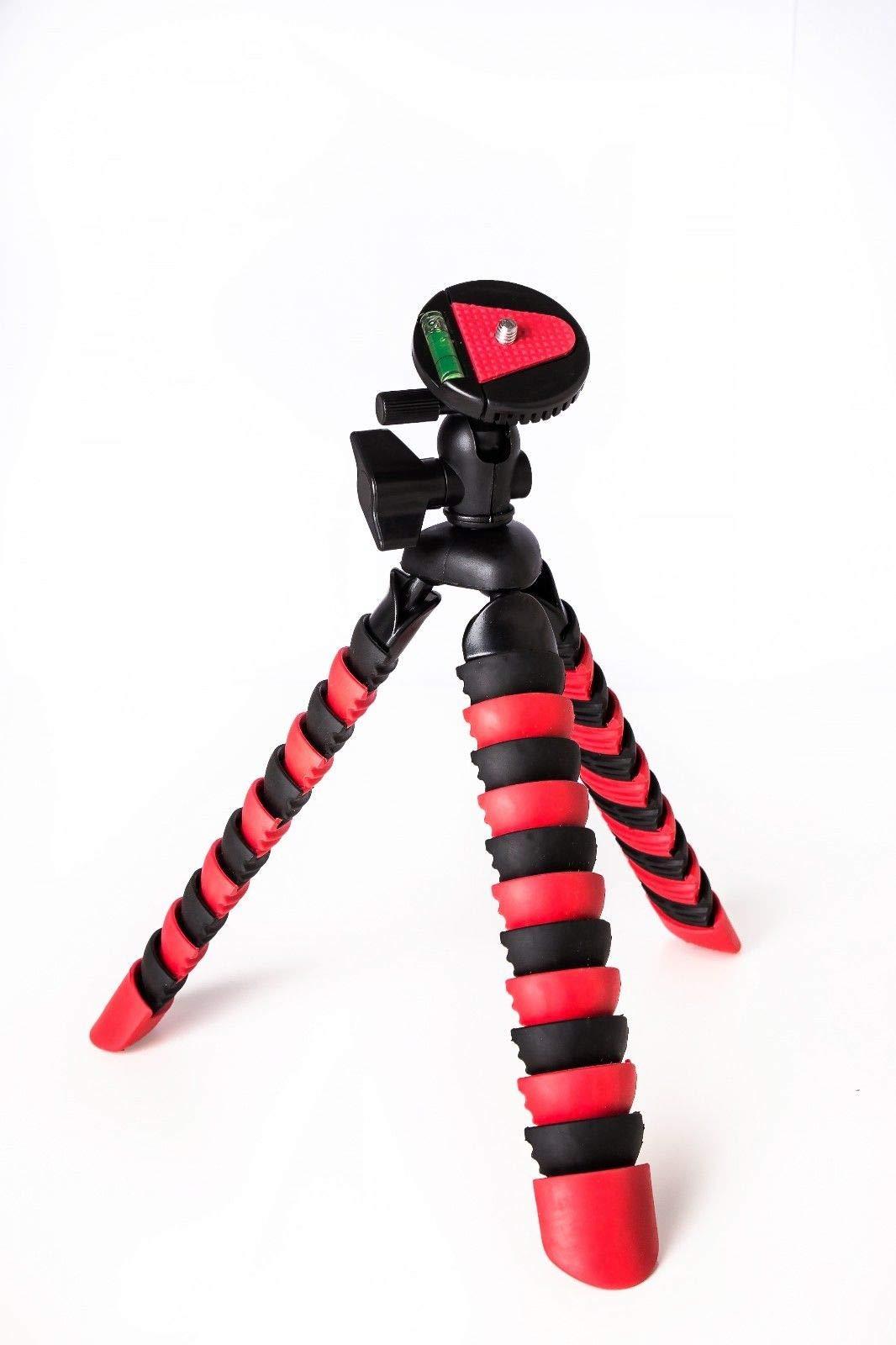TronicXL - Trípode Flexible para cámara Panasonic Lumix DMC-FZ2500 ...