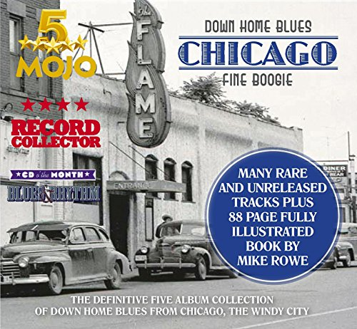Down Home Blues Chicago-Fine Boogie
