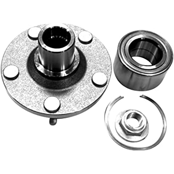 2009 2010 2011 2012 For Ford Escape Front Wheel Bearing and Hub Assembly x2