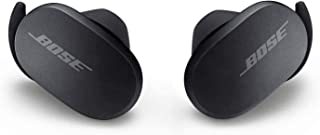 Bose QuietComfort Earbuds - True Wireless Noise Cancelling Earphones, Triple Black