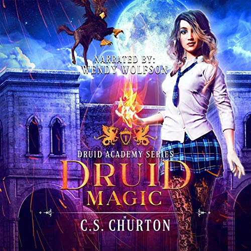 Druid Magic cover art