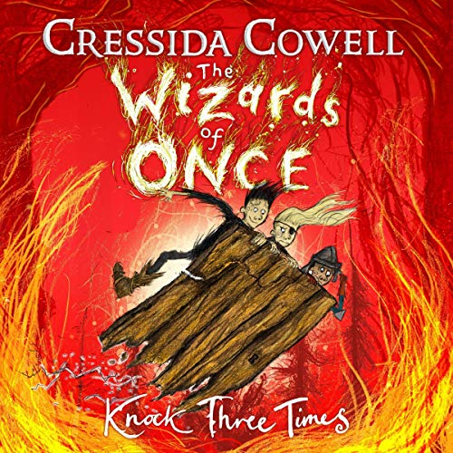 Knock Three Times: The Wizards of Once, Book 3