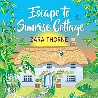 Escape to Sunrise Cottage cover art