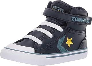 a4efbd0e687865 Converse Kids Infants  Pro Blaze Strap Leather High Top Sneaker