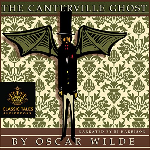 The Canterville Ghost [Classic Tales Edition] cover art
