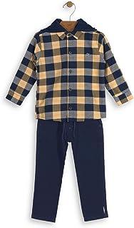 Conjunto Camisa E Calça Bebê Up Baby
