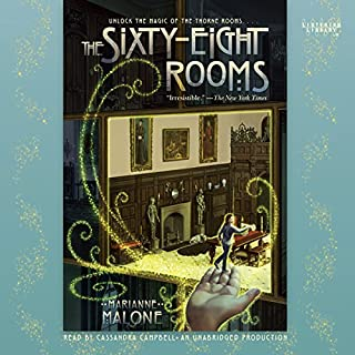 Couverture de The Sixty-Eight Rooms