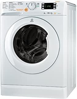Indesit XWDE 861480X W DE Innex Waschtrockner / 1088 kWh/Jahr / 10000 Liter/Jahr / 8 kg Waschen / 6 kg Trocknen / Inverter-Motor