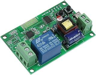 Przełącznik WiFi DC5 V / AC85-250 V bezprzewodowy przełącznik inteligentny dom moduł przekaźnikowy moduły automatyzacji ap...