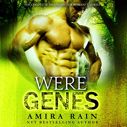 WereGenes: The Complete Paranormal Romance Bundle audiobook cover art