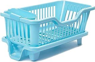 Supports à Vaisselle Égouttoir Multifonctionnel De Vidange D'arc De Vaisselle En Plastique égouttoir De Cuisine Casier à V...
