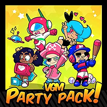 VGM Party Pack!