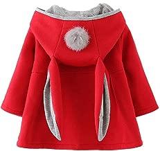 RJXDLT Toddler Winter Outwear Sweatshirt